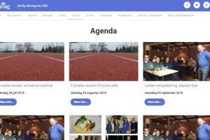 agenda pagina